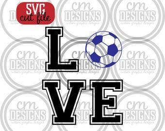 Love Soccer, SVG