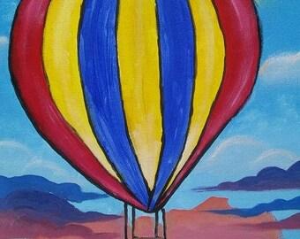 Fly High Air Balloon