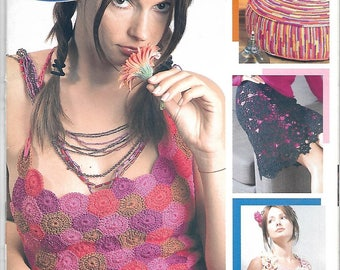 """""""Senso Crochet"""" quick and easy crochet booklet"""