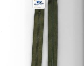 "Closure zipper""plastic"" not separable Z51 35cm khaki 765"