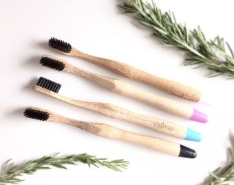 Natboo Compostable Toothbrush