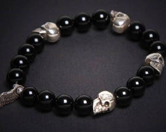 Severed Skull Coalition Bracelet