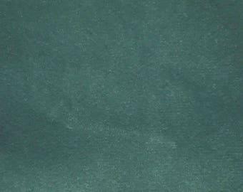 Sea Green Velvet Pillow Cover
