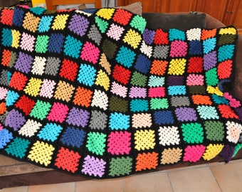 Blanket, throw, bedspread Granny