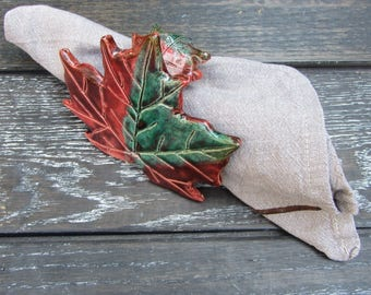 Table Napkin Rings
