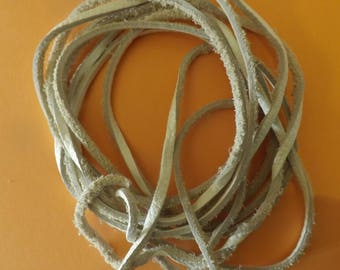 set of 2 leather laces