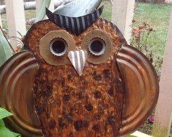 Friendly Hoot Owl