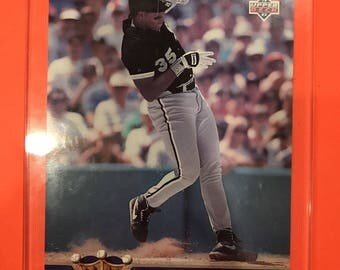 Upper Deck 1993 Frank Thomas Limited Addition #1224 -Tc9 - Chicago White Sox