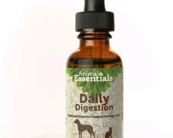 Animal Essentials Daily Digestion for dogs and cats, 1 or 2 oz
