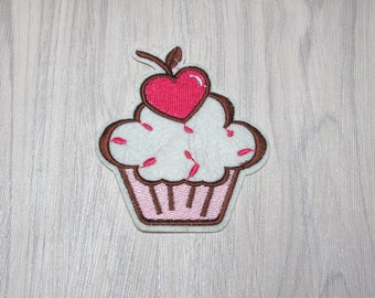 Big cup cake patch