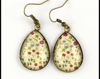 Mirabelle liberty earrings