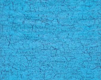 Sheet 30 x 40 cm - Blue Crackle N 302 - Ref FDA302 Decopatch