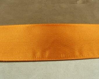 Ribbon SATIN-4 cm - Orange