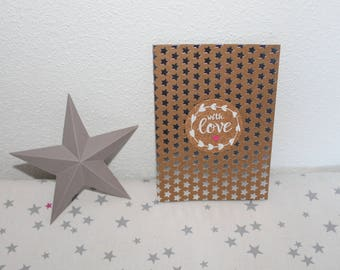 Very simple card for any occasion