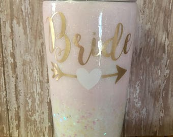Bride/Bride Tribe 20 Ounce Stainless Steel Tumbler