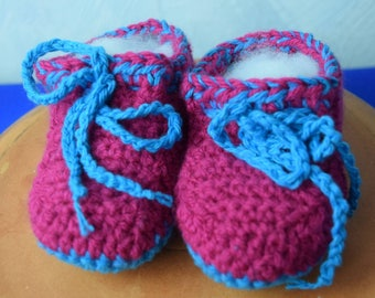 BABY shoes for 3-8 months, unisex, crochet baby shoes, baby shoes, Baby Slippers
