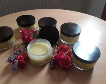 home made face and body cream