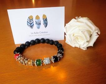 The 7 chakras bracelet