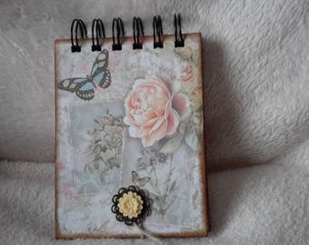 Pretty little vintage style book