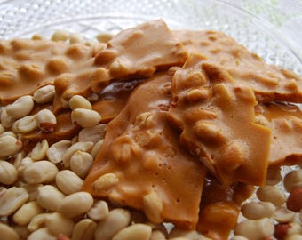 Candy Brittle- Peanut and Pecan