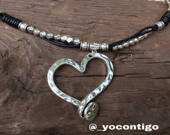 Yo Contigo Woman Necklace
