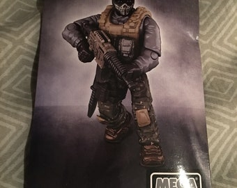 Call of Duty Ghosts Marine 99694 - Mega Bloks Toy *NEW / Sealed* Promo Item