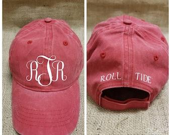 RTR monogram ballcap