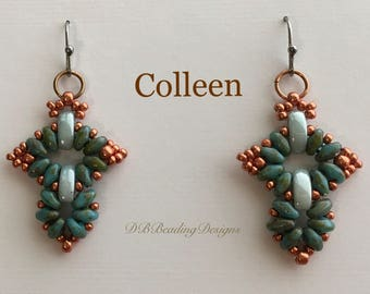 Colleen Earrings Pattern
