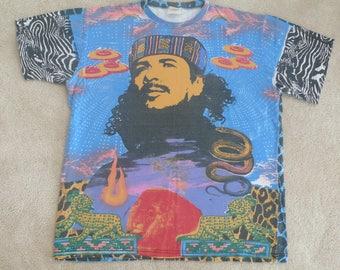 T-Shirt, Santana - Rare Vintage, Incredible, Collectible, Never Worn, New Condition