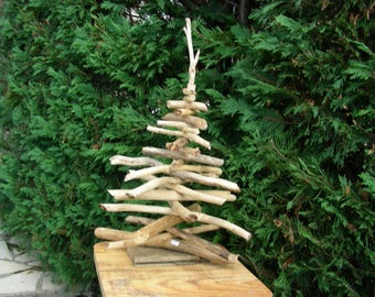 Christmas all Driftwood tree