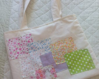 Holiday bag in cotton