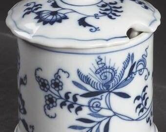 Blue Danube Jam Jelly Jar