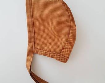 Vintage baby Bonnet