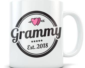 Grammy Gift, Grammy Mug, Best Grammy Gift, Gifts for Grammys, Best Grammy Mug, Grammy Coffee Mug, New Grammy Gift, New Grammy Mug 2018