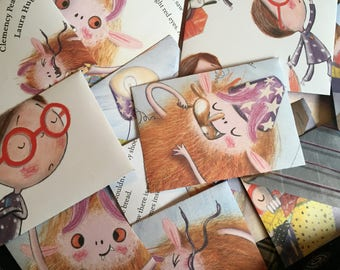 Handmade Envelopes (5PCK) Letters/Snailmailers/Journals/Scrapbooks/etc