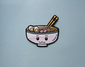 Ramen Kid Patch