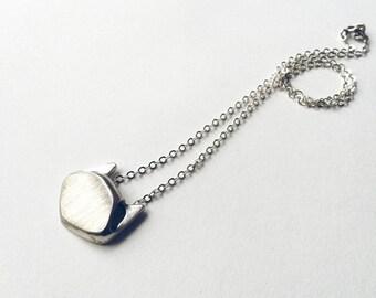 Silver necklace 925 Blackminette Corp.