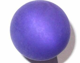 5 beads 10mm violet polaris 5 beads