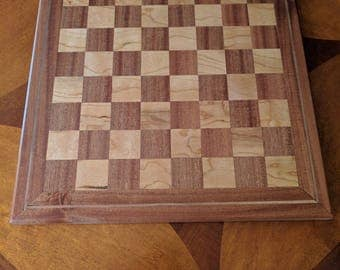 Custom Chess/Checker Boards