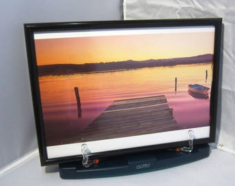 Ken Duncan photograph print Davistown Jetty, NSW, Australia - framed
