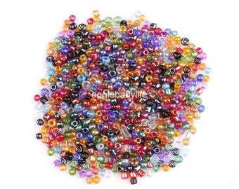 Multicolored beads 1000 ref 2