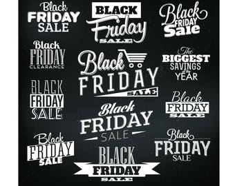 Black Fridays SVG, Black Fridays Text SVG for silhouette, Cameo or Cricut Commercial & Personal, Files pdf, eps, png, jpg, svg