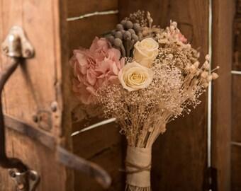 Bridal bouquet preserved VINTAGE