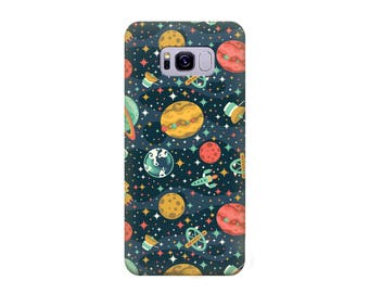Case for Galaxy A7, space case, Galaxy A5 case, Galaxy A8 case, Galaxy J7 case, Galaxy J5 case, Galaxy J2 case, Galaxy S6 case, Space cover