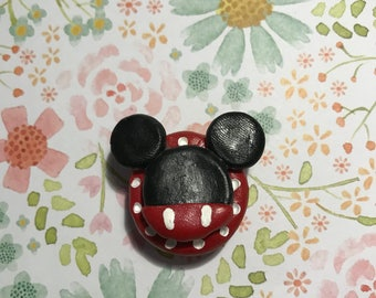 Micky Mouse Magnet/Charm