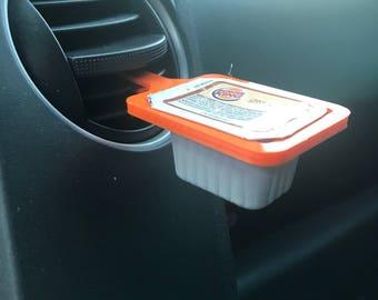 Dip clip dip sauce dip holder car accessories vent clip vent holder stocking stuffer