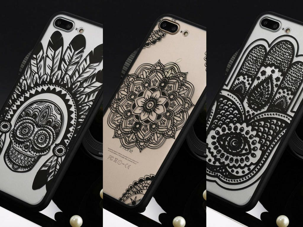 Hamsa Hand Phone Case For IPhone 7 Plus 6 6s