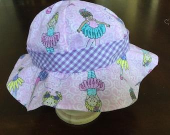 Little Ballerina Sun Hat