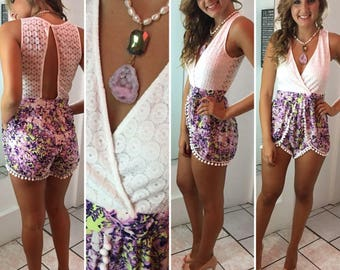 I need a vacation romper by Auténtica Boutique