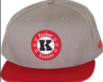 kosher snapback , cap